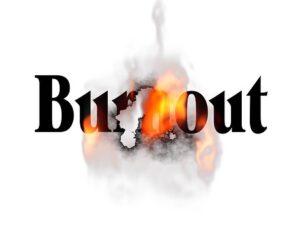 Burnout mode!